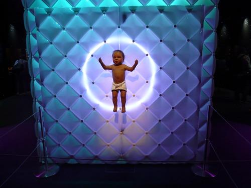 Animatronic Baby, Science Museum Robots Exhibition