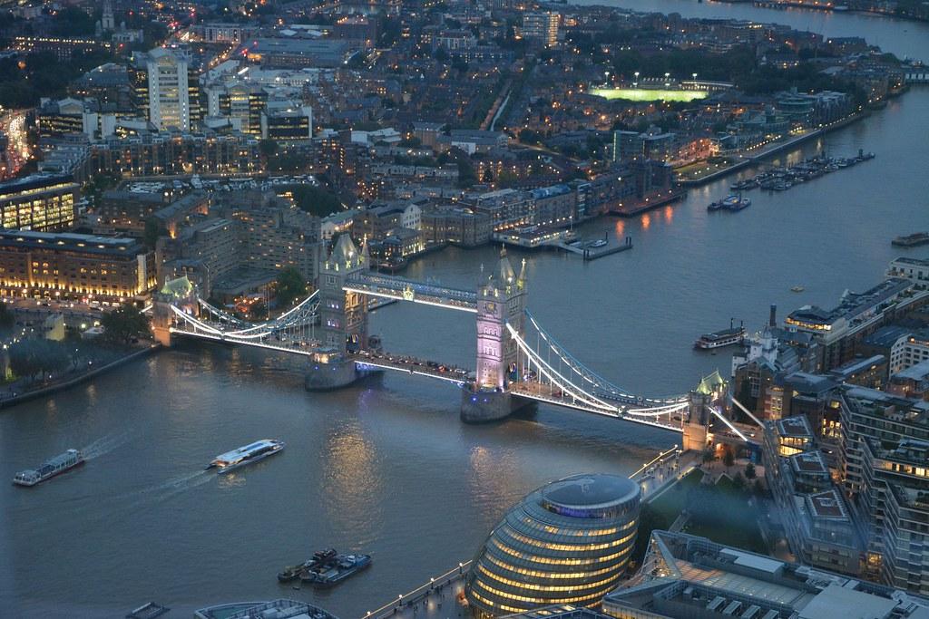 Explore london by car