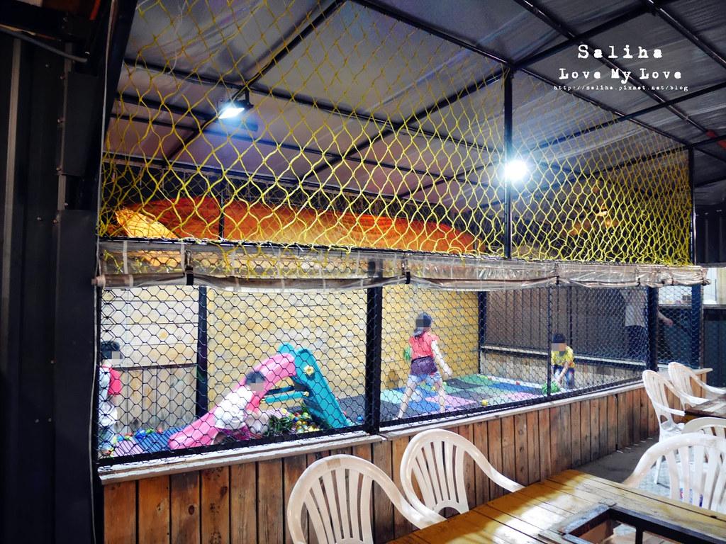 台中沙鹿區夜景餐廳推薦蠔膽你來露天燒烤吃到飽 (10)