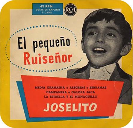Joselito en los cines de Cartagena