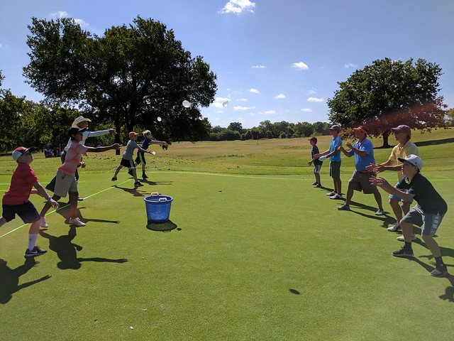 Summer Camp - The First Tee of Greater Austin