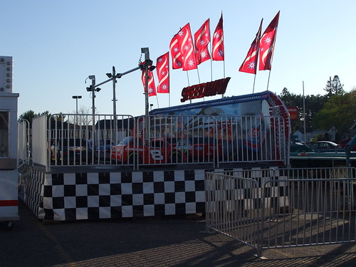 Speedway Owned By A&P Shows.