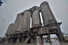 Abandoned Cement Works, NZ