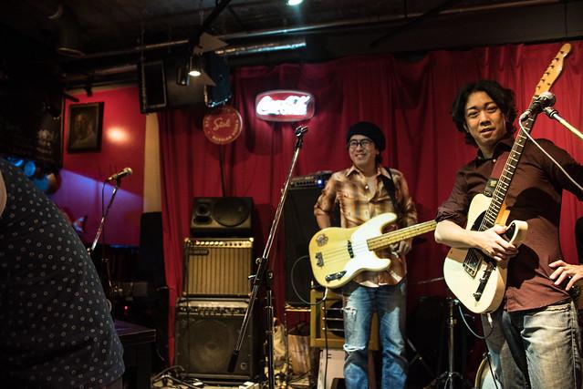 the AstroBluenauts live at Terraplane, Tokyo, 28 Jul 2017 -00417