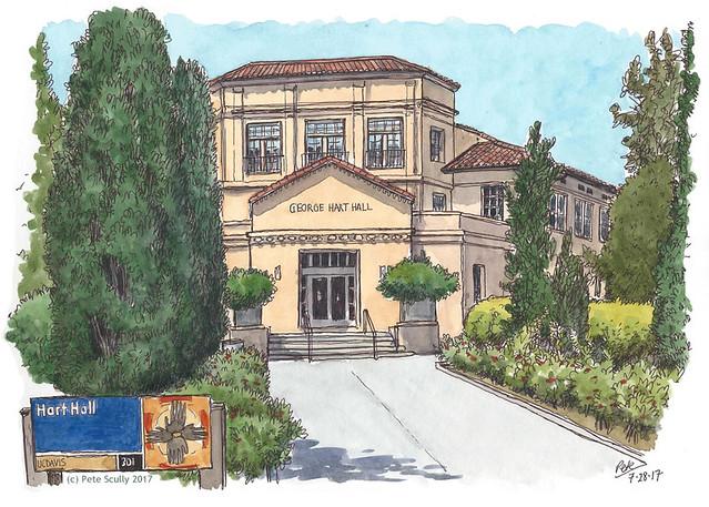 Hart Hall, UC Davis
