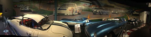 corvette museum cars classic panoramic view