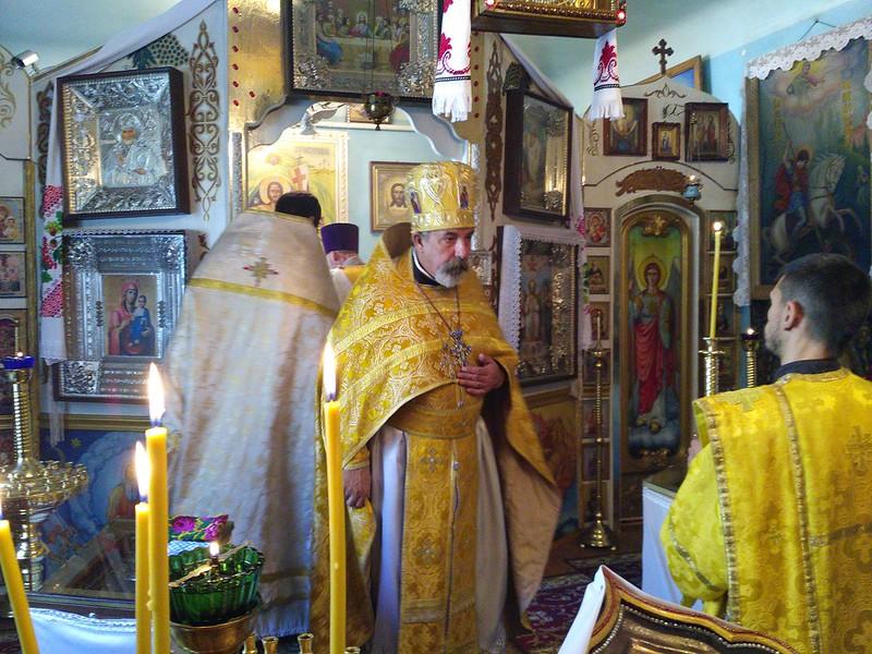 Божественна літургія 30 липня 2017 року