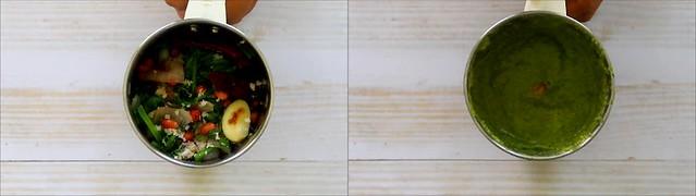 mint coriander chutney 5