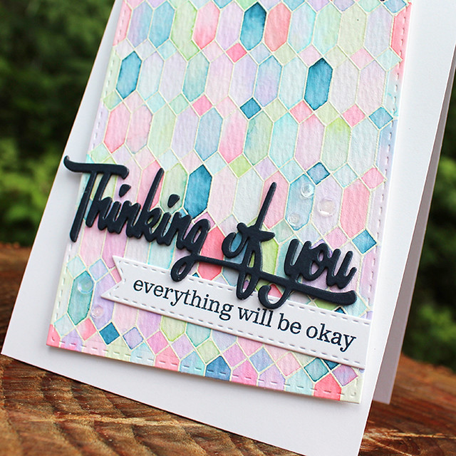 Cover Up Thinking Of You Card 4
