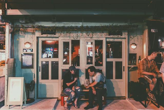 一席 Along together | 台北信義咖啡-老派情懷不是夢/不只是一席