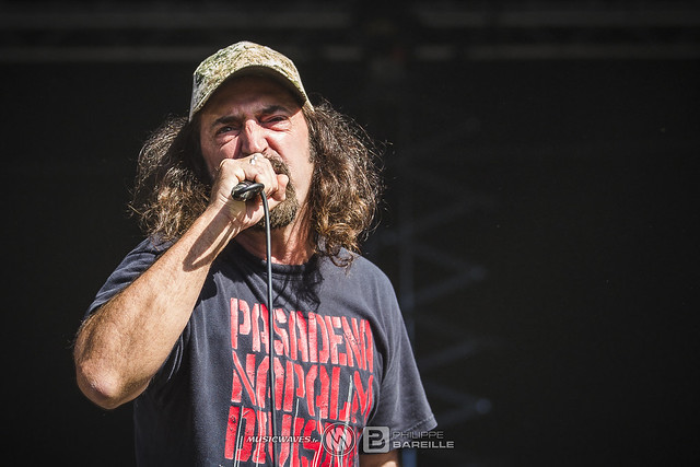 Dirty Rotten Imbeciles @ Hellfest 2017, Clisson | 17/06/2017