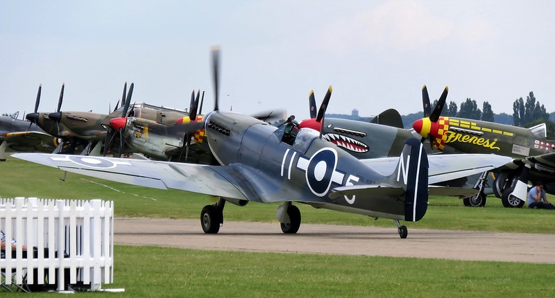 2017 Flying legends airshow Duxford (picture Heavy) 35608620510_fe31866f11_c