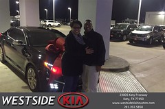 #HappyBirthday to Joelle from Nick Guzak at Westside Kia!