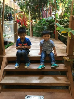 Weekend at Sunway Putra Mall
