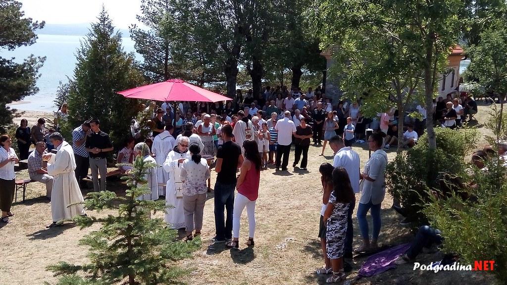 Sv. Misa na Rešetarici