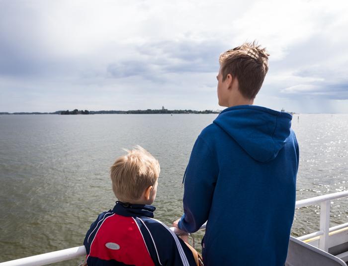 strömma diana saaristoristeily helsinki sightseeing suomenlahti veljekset veli (1 of 1)