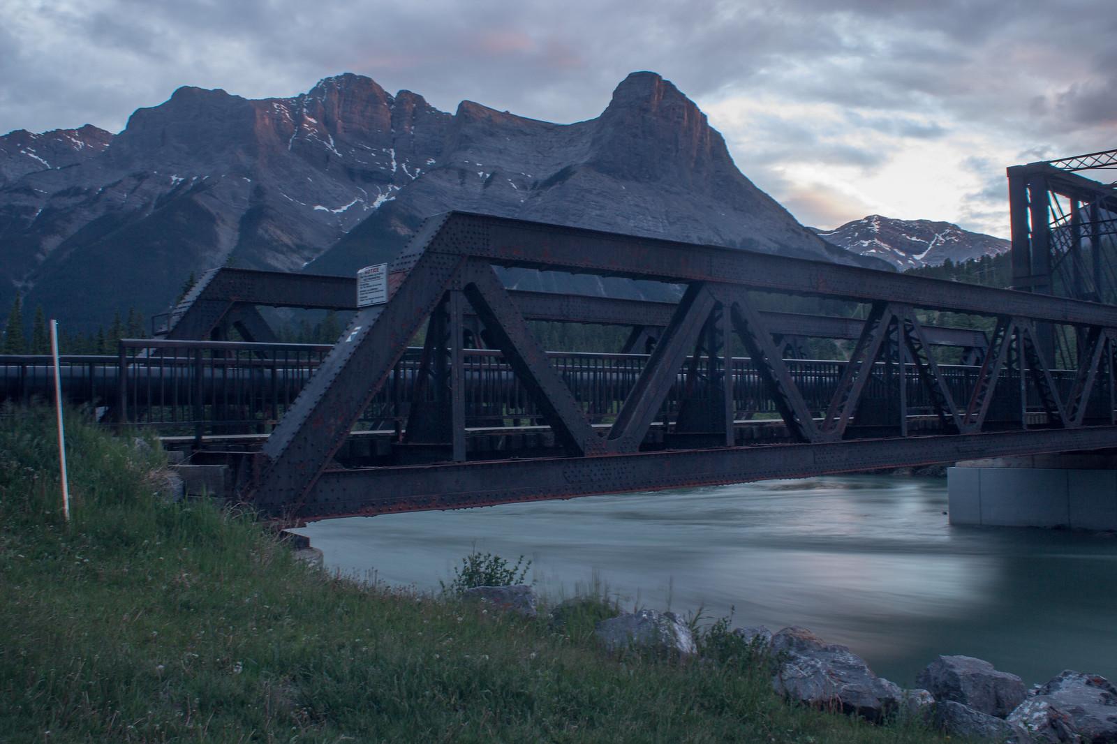 Canmore Engine Bridge