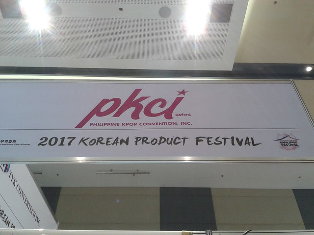 Korean Food Festival Day 1
