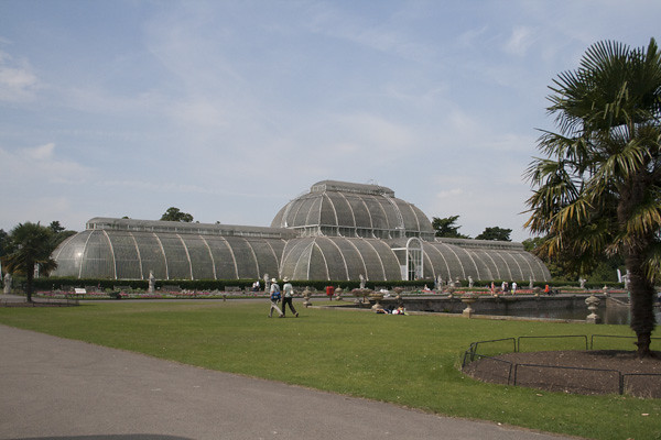 a day at Kew Gardens