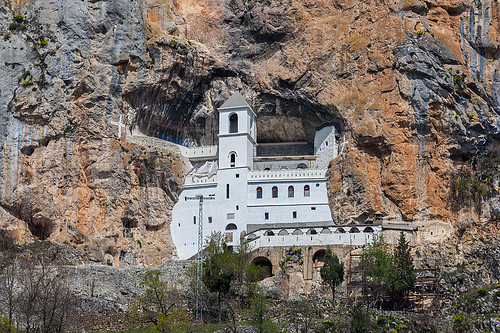 Make a trip to Ostrog Monastery. From These 5 Historical Activities Are Why You Need to Visit Kotor, Montenegro