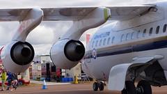 QQ102 UK RJ-70 RIAT