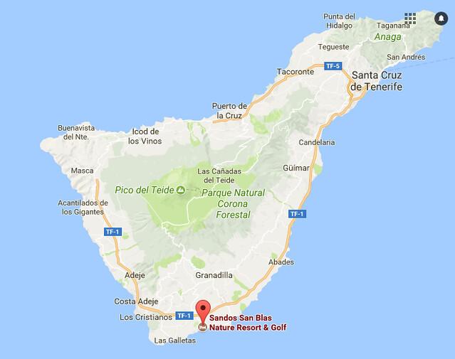 Hotel Todo incluido en Tenerife Sur: Sandos Blas Nature Resort