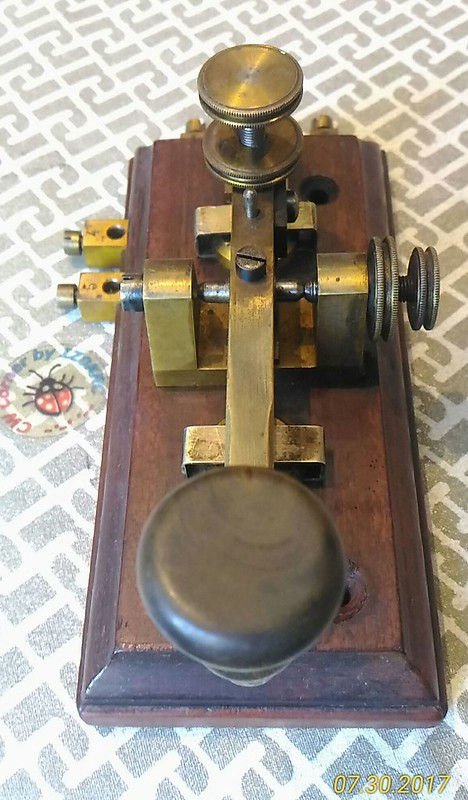 Swiss Multicurrent Morse key - 133514_1_p