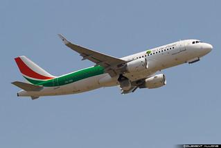 Air Côte d'Ivoire Airbus A320-214(WL) cn 7742 TU-TSV