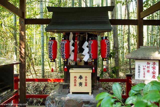 Nonomiya-Jinja Shrine