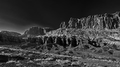 Waterpocket Fold - Capitol Reef National Park