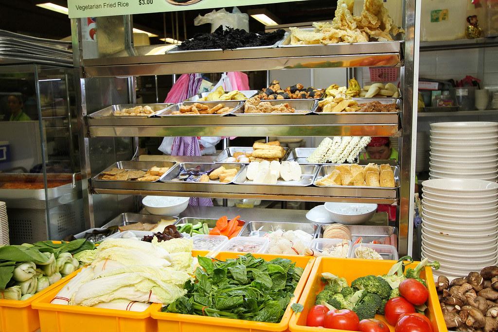 NTU Food Guide: Yong Tau Foo