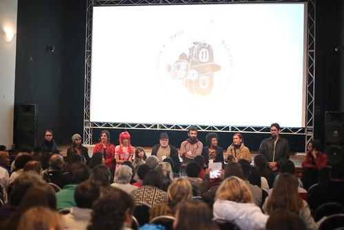 Abertura MOSCA 11 - Mostra Brasil: Sessão Cambuquira. 19/07/2017
