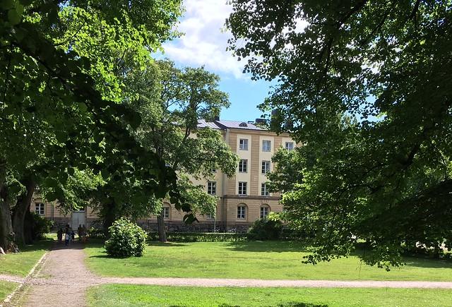 Nooakin arkki, Suomenlinna