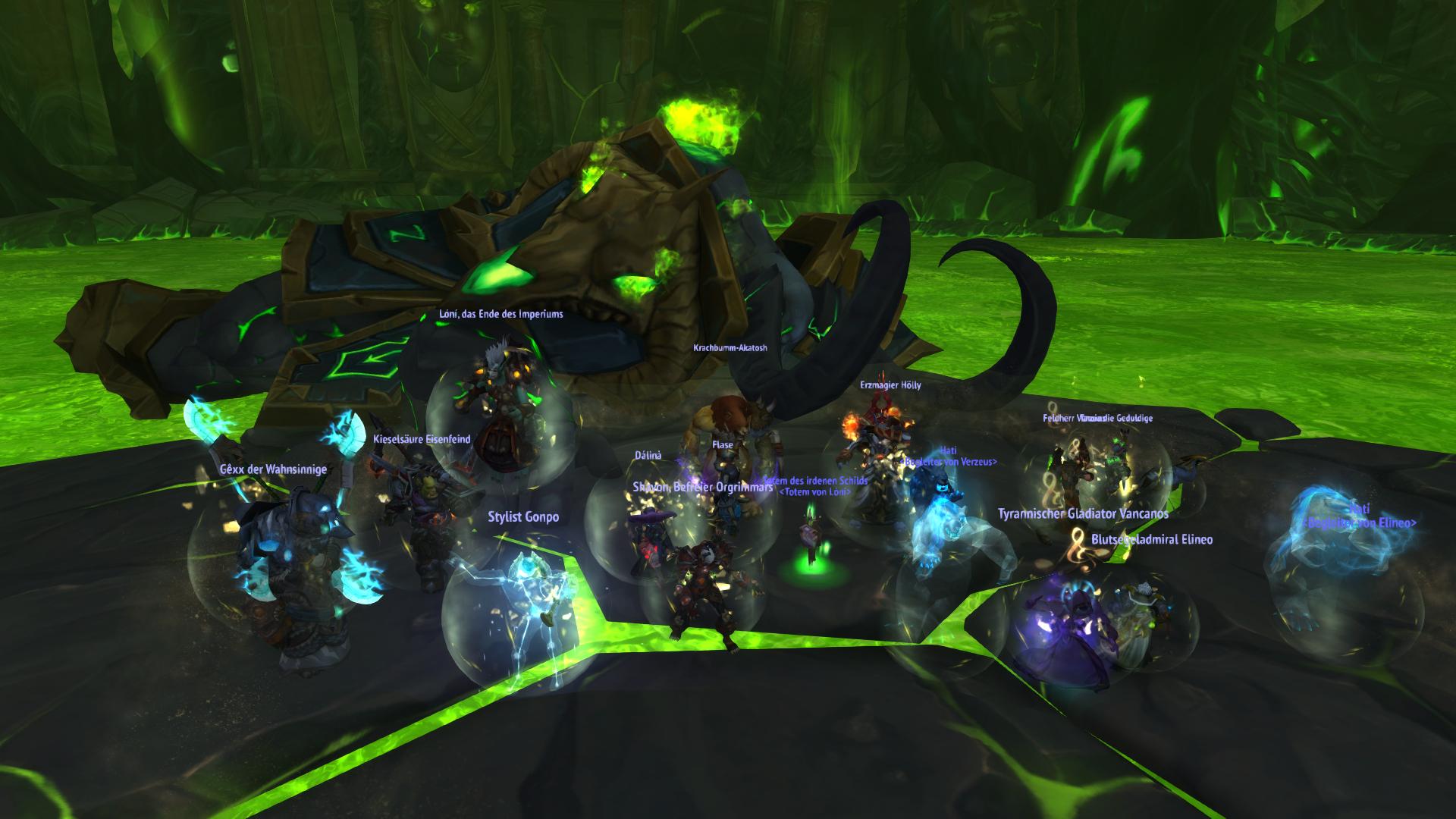 Gefallender Avatar HC