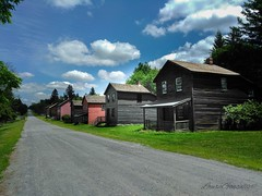Eckley Miners' Village