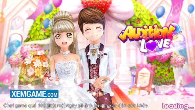 Au Love v1.3.0511 Hack Auto Perfect cho Android