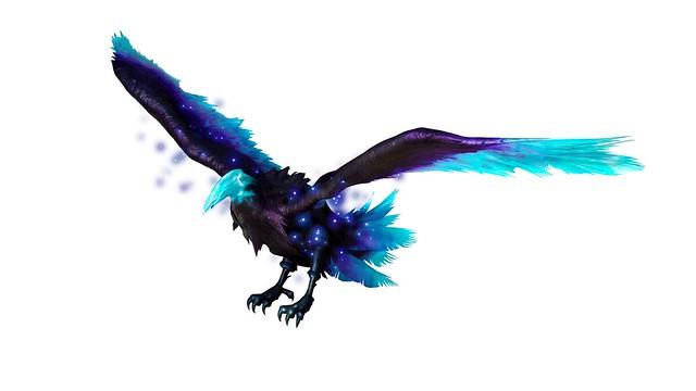 火の鳥の従魔・エイル