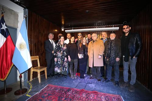 Conferencia de Prensa Violeta Parra Sinfonico