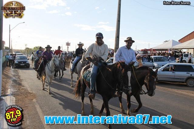 EXPOCABECEIRAS: CAVALGADA