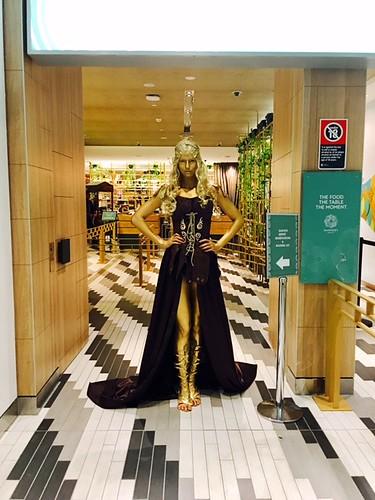 Goddess Human Statue