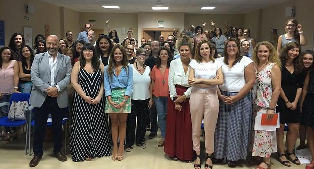 Encuentro Lanzaderas- Andalucía Occidental- Cadiz