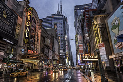 42nd Street/The Deuce