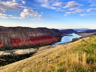 We name it Flaming Gorge — John Wesley Powell