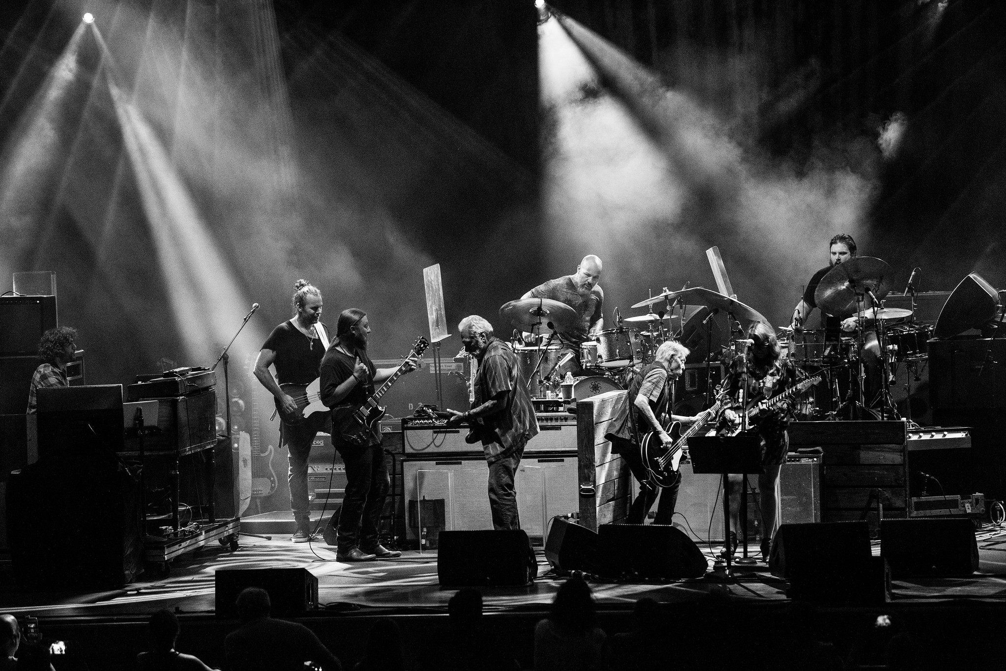 Tedeschi Trucks Band w/ Hot Tuna