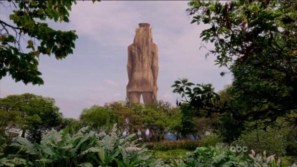 La grande statue de l'île de Lost . 36092465512_1758d088da_o