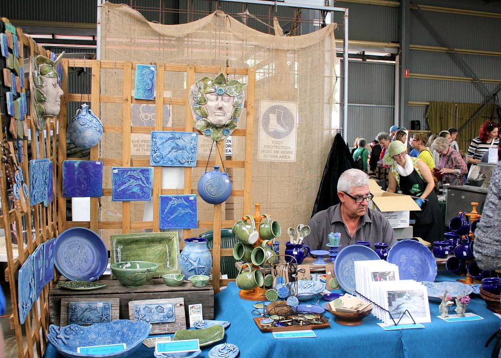 albany-boatshed-market-artists