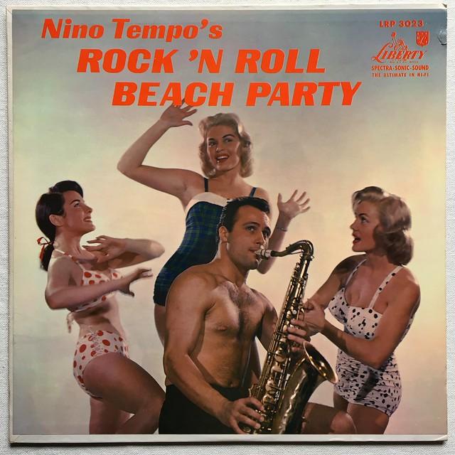 Nino Tempo (1956) Rock 'N Roll Beach Party
