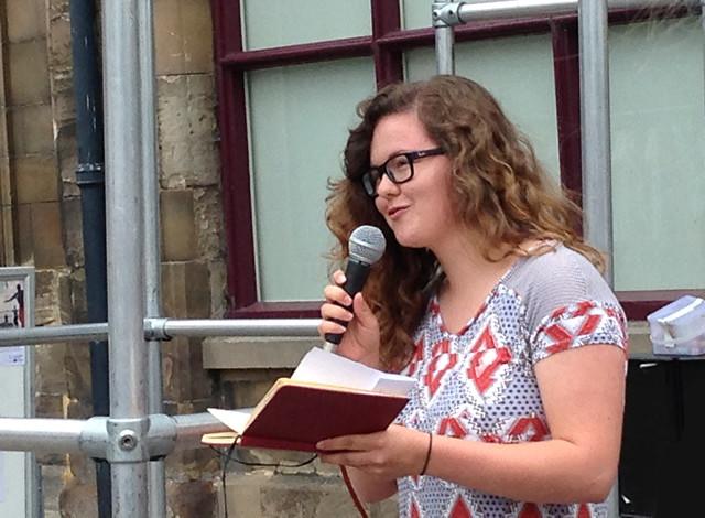 Warwickshire Young Poet Laureate