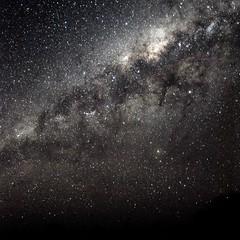 NIGHT SKY OVER PARUKU (LAKE GREGORY)