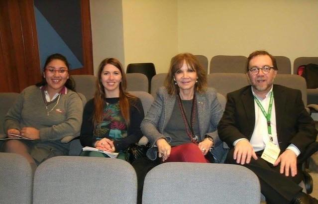 """Prof. Lester Aliaga expuso en el """"IV Congreso Iberoamericano Estilos de Aprendizaje (CIEA)"""" en UdeC"""